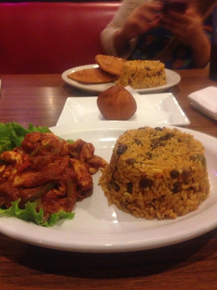 Delicia Tropical Cafe,boricua food,latin american food,puerto rican,puerto rican restaurant
