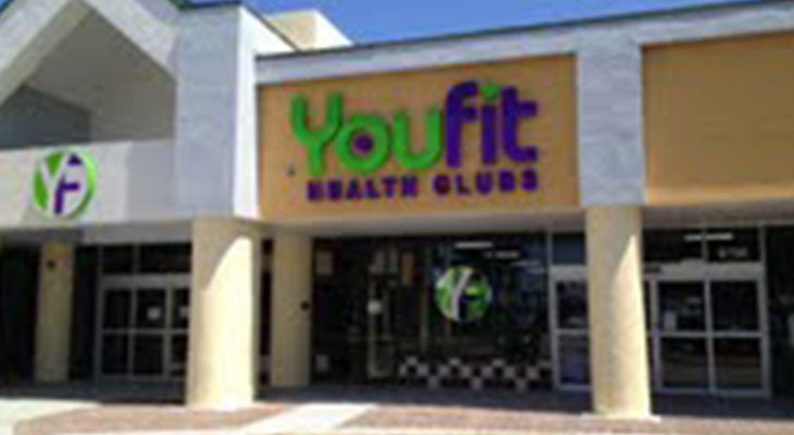 Youfit Health Clubs Inc,