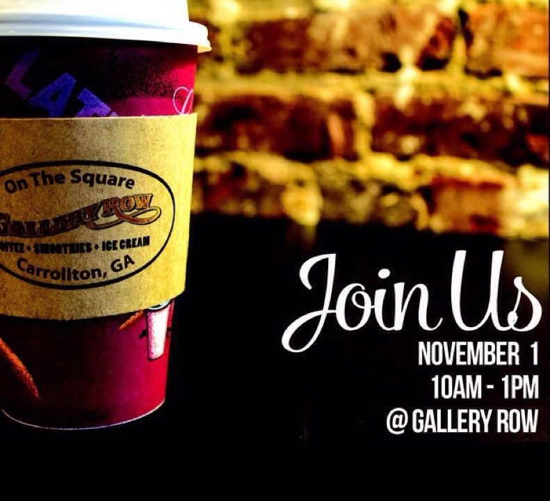 Gallery Row Coffee Importers Llc,box lunches,bubble tea,chai,college,frappes,lunch to go,sandwiches,smoothies,wi fi