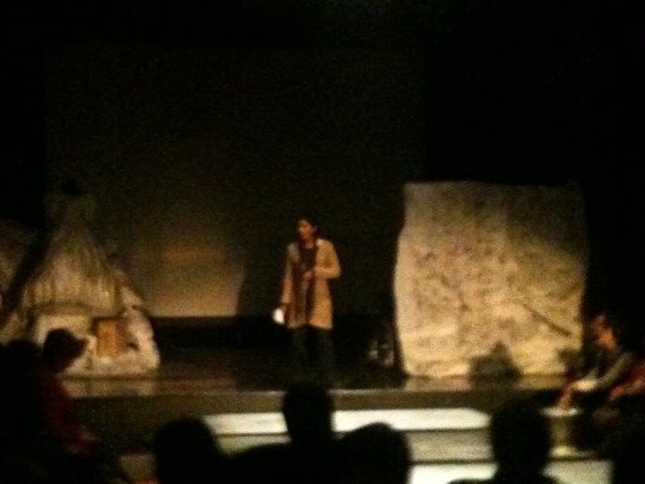Al Balad Theater مسرح البلد