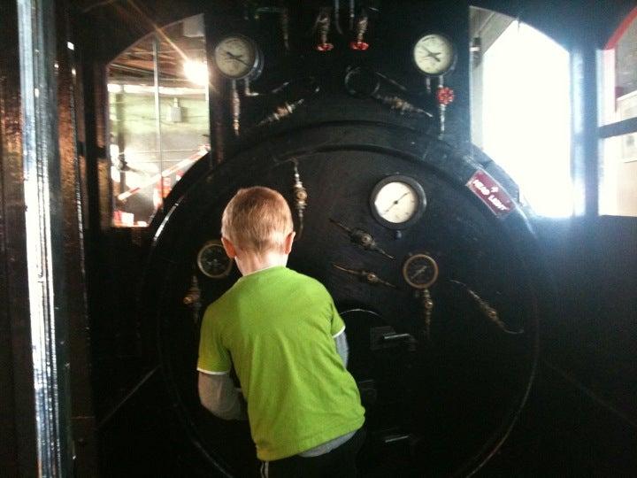 Jackson Street Roundhouse/MN Transportation Museum