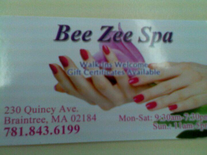 Bee Zee Spa,