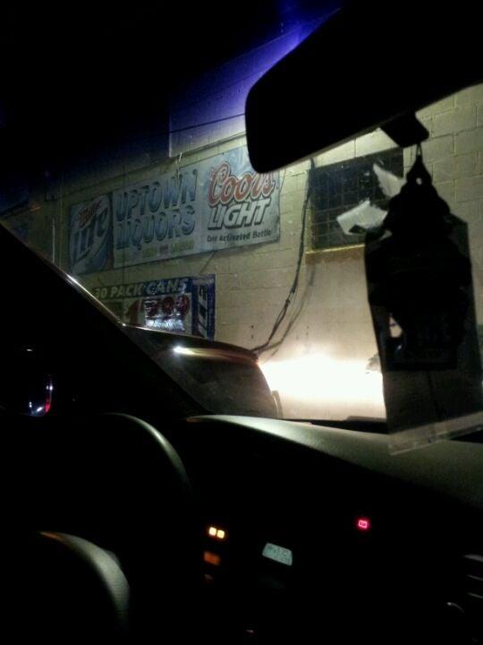 Uptown Liquors,