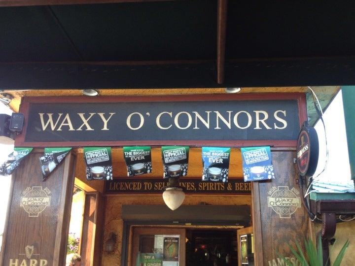 Waxy O'Connor's