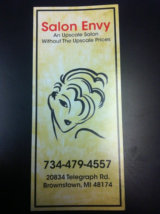 Salon Envy,hair color