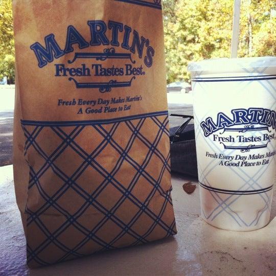 Martin's,