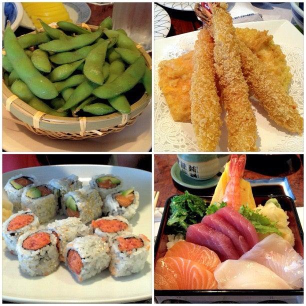 Maguro Sushi,