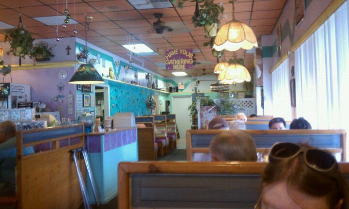 Tiffany Family Restaurant,
