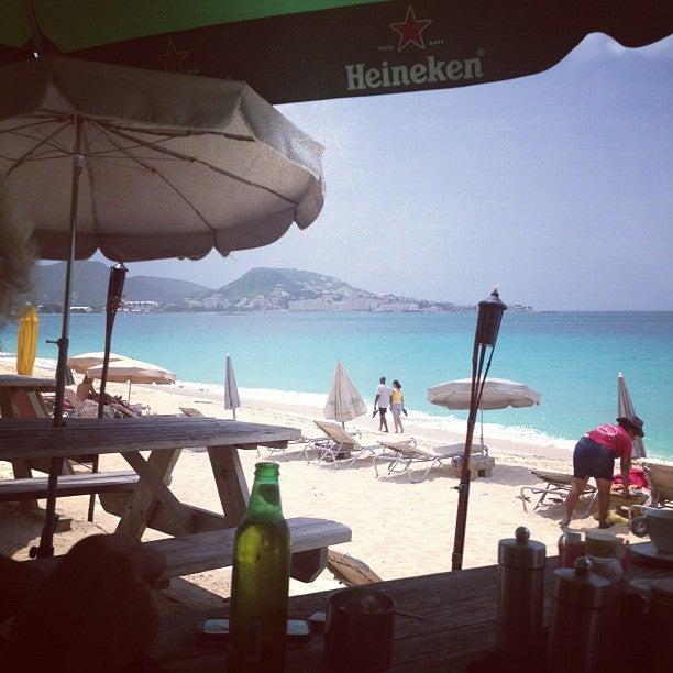 Karakter Beach