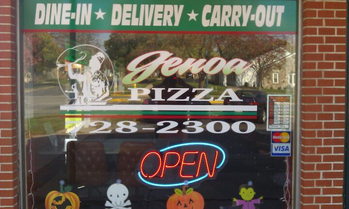 GENOA PIZZA,