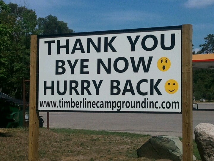Timber Line Campground,