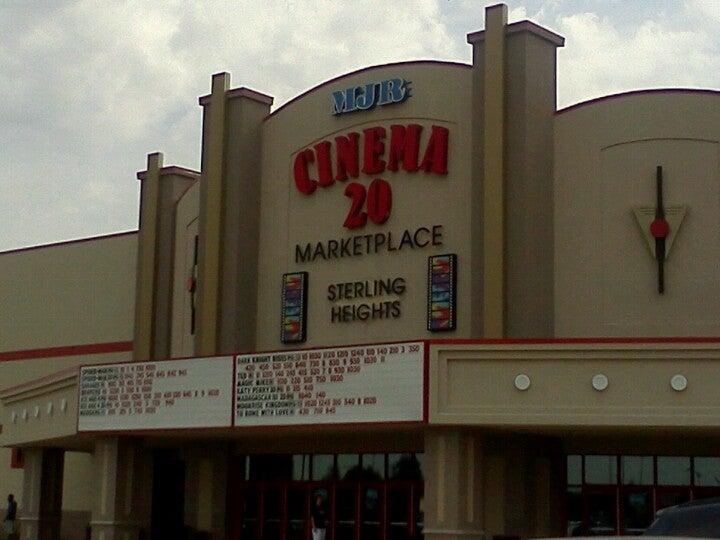 Marketplace Digital Cinema 20