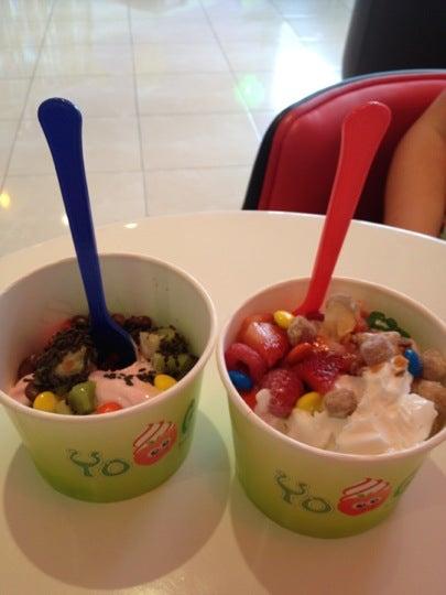 Yogala Frozen Yogurt Bar,