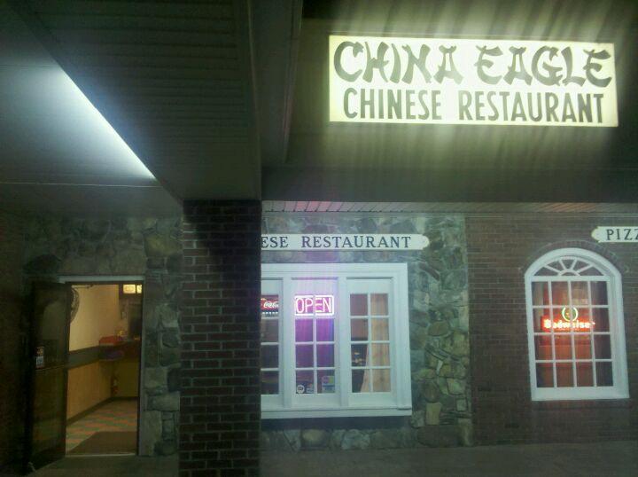 China Eagle,