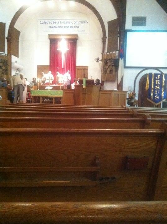 ELMWOOD UNITED PRESBYTERIAN CHURCH,