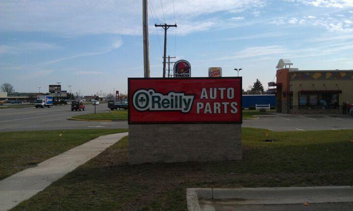 O'Reilly Auto Parts,