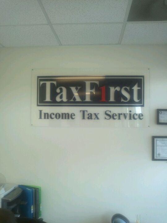 Tax First,