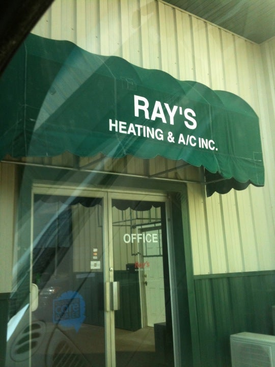 Ray's Heating & A C,ac/heating