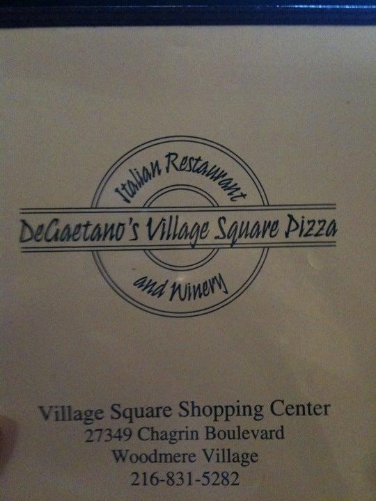 Degaetano's Village Square Pizza,