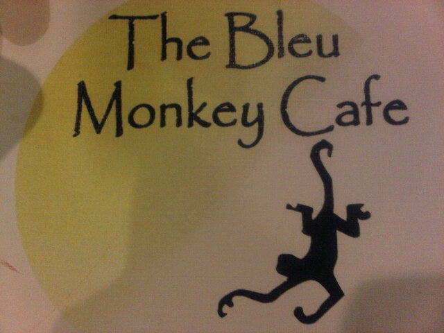 Bleu Monkey Cafe