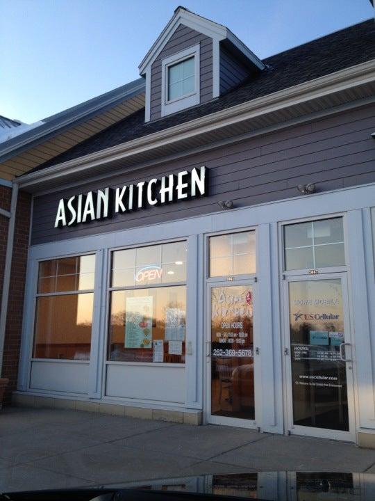 Asian Kitchen,