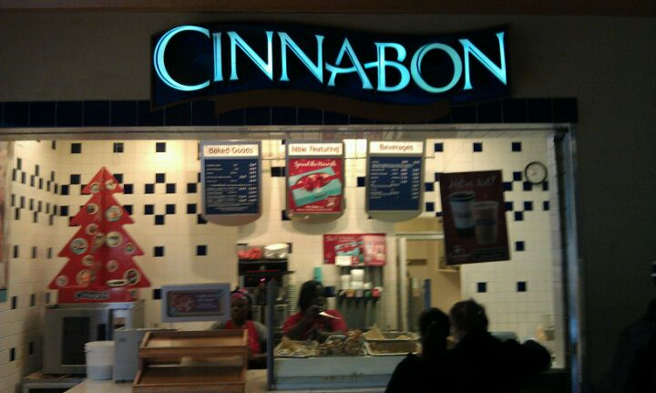 Cinnabon,Blended Beverages,Breakfast,Coffee,Desserts,Snacks,Specialty Beverages,Sweets