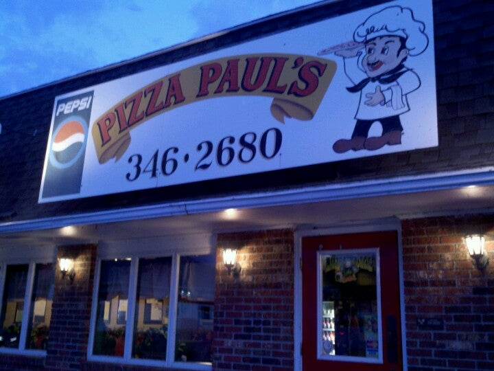 Pizza Paul's,