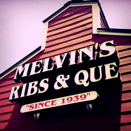 Melvin's Legendary Bar-B-Q