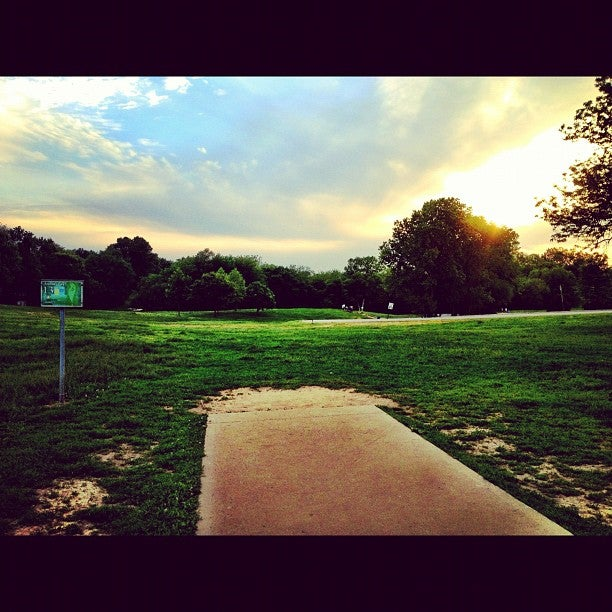 Rosedale Disc Golf