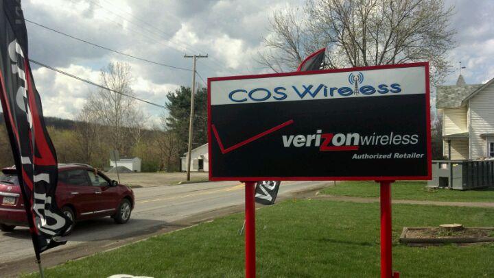 Cos Wireless - Verizon Wireless,verizon wireless
