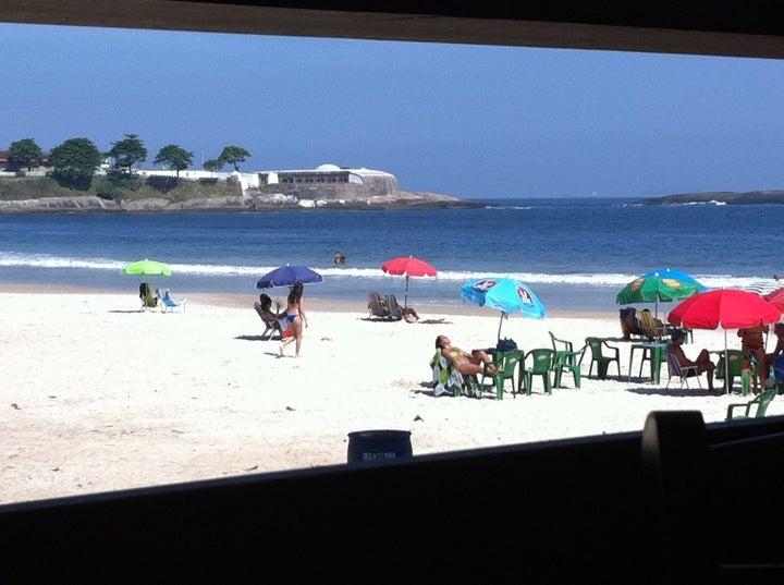 Praia do Forte Imbuhy