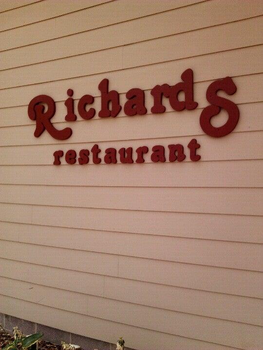 Richards Restaurant,
