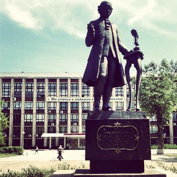 Алтайский государственный технический университет им. И.И. Ползунова фото 1