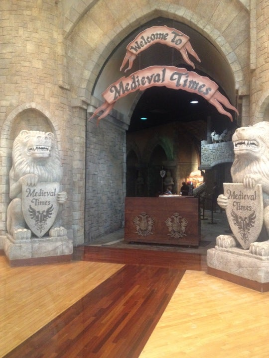 Medieval Times Baltimore Baltimore Tickets Schedule