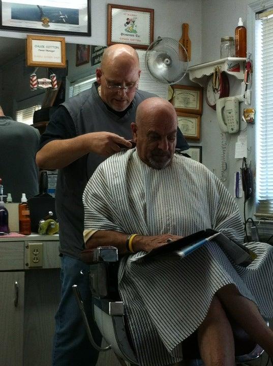Eureka Barber Shop,