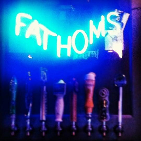 Fathom's Bar