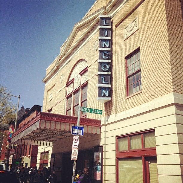 The Lincoln Theatre Washington D C Tickets Schedule
