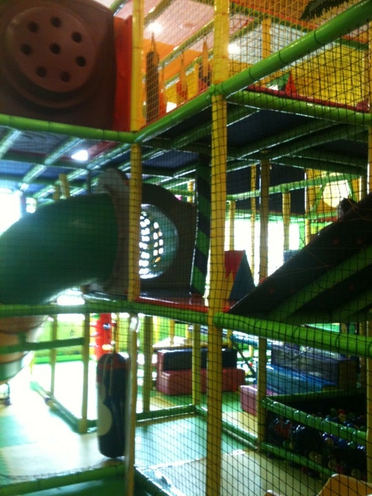 BP Jungle Gym,