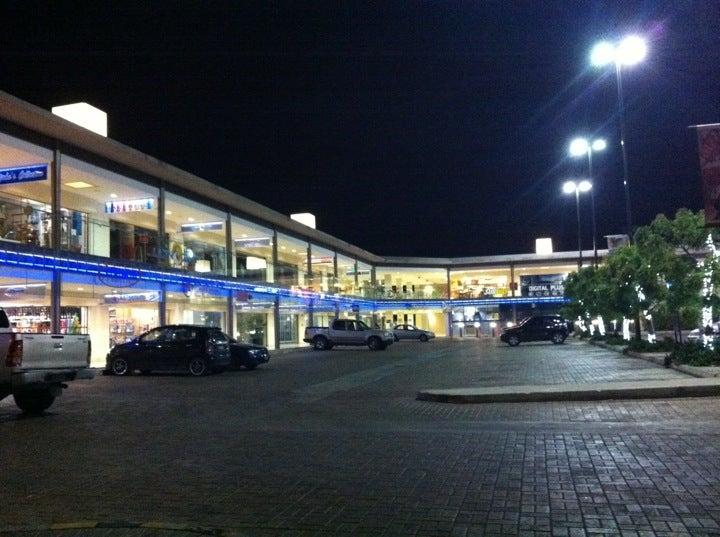 The Lanterns Mall