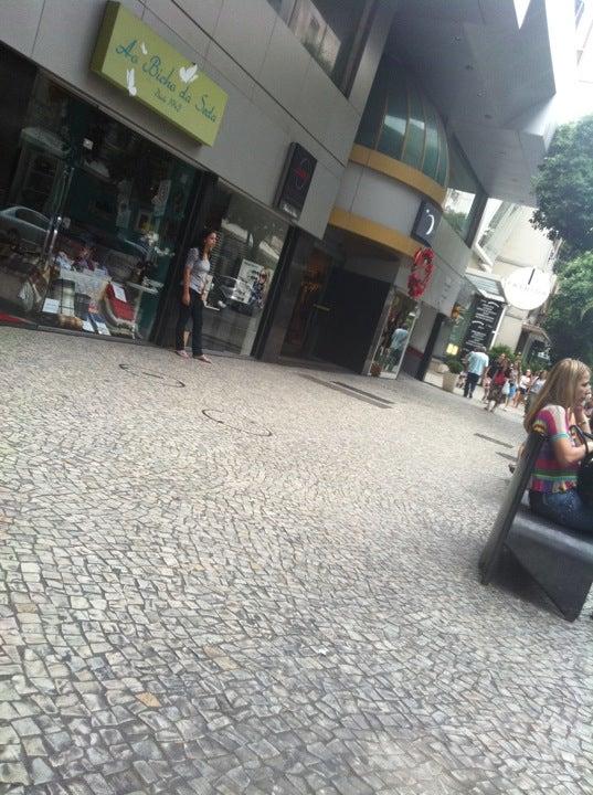 Rua Coronel Moreira César