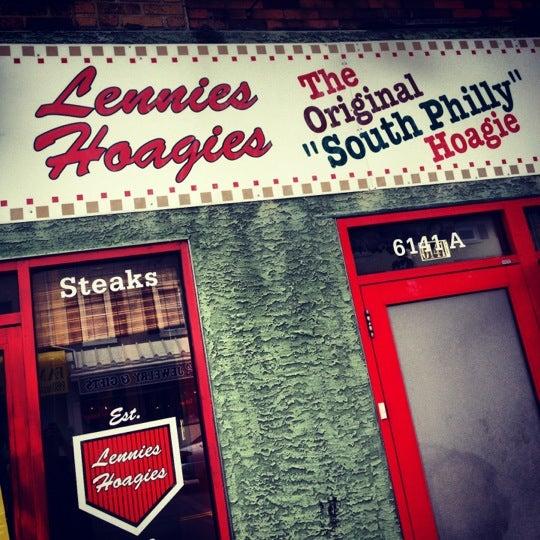 Lenny's Home Plate,deli,hoagies
