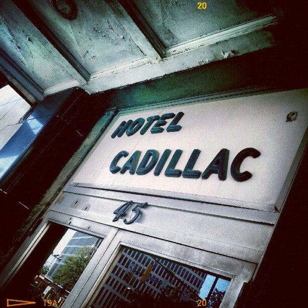Cadillac Hotel,