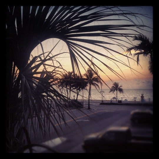 Fort Lauderdale Beach At Vistamar
