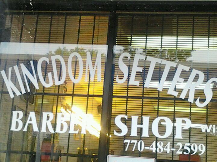 Kingdom Setters Barbershop,