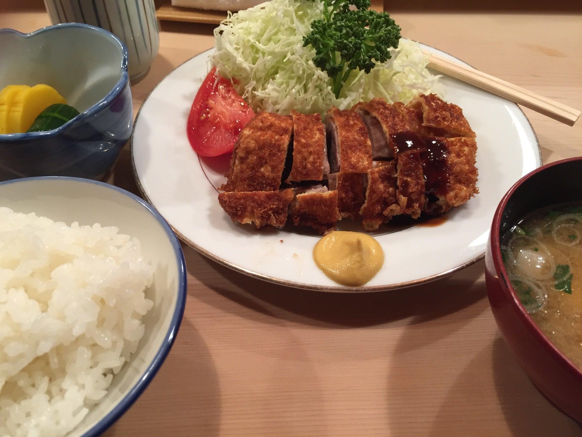 相片 - 位于目黒的とんかつ とんき 目黒本店 | Tonkatsu  - 東京