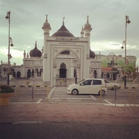 Masjid Zahir (zahir State Mosque)