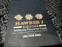 Hawker's Cuisine