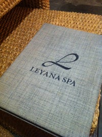 Leyana Day Spa And Garden