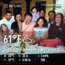 Picture for Romano's Macaroni Grill