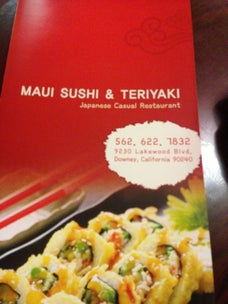 Picture for Maui Sushi and Teriyaki